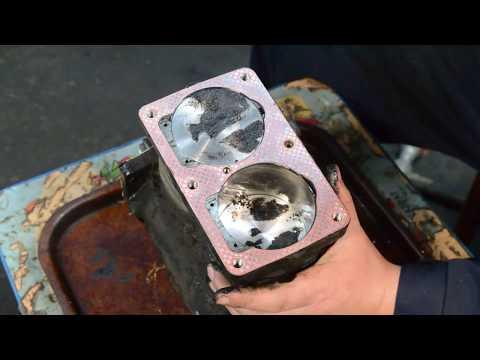Ремонт компрессора МАЗ 650