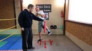 Школа бокса Геннадия Аношкина. Урок 18: баланс в боксе.