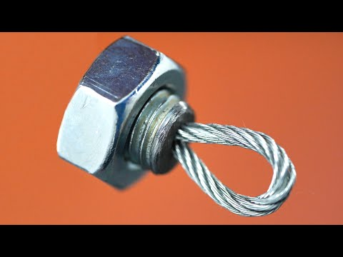 YOU NEVER SEEN THESE 4 WIRE ROPE IDEAS BEFORE
