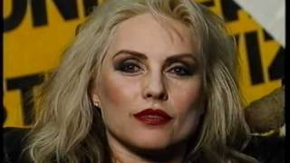 Deborah Harry - Interview & Heart of Glass live 1990