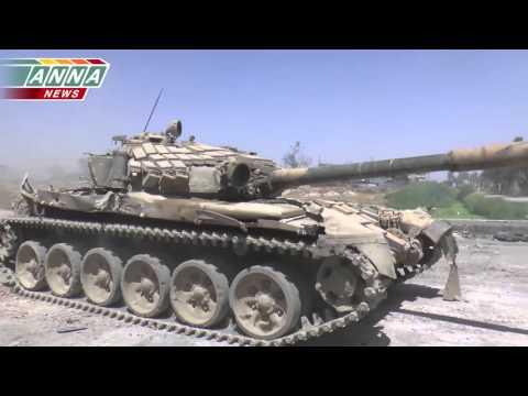 Операция Сирийской армии