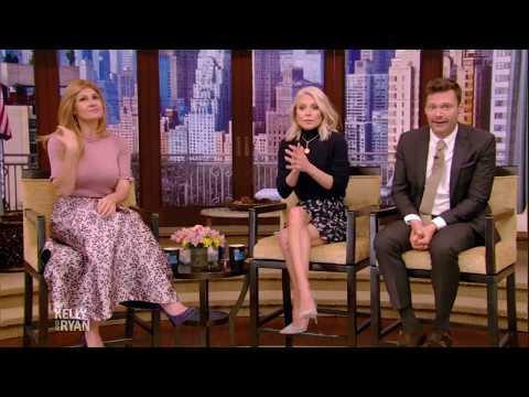 """9-1-1"" Star Connie Britton's Real-Life 911 Call"