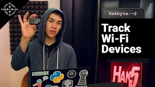 HakByte: Remotely Track Devices over Wi-Fi with the ESP Bug [AUDIO-FIXED]