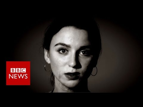 """Trailblazers: """"I use my scars and pain to help others"""" - BBC News"""