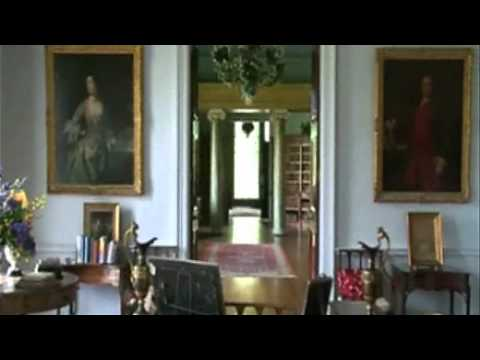 Video tour of Port Eliot house in St Germans, South East Cornwall