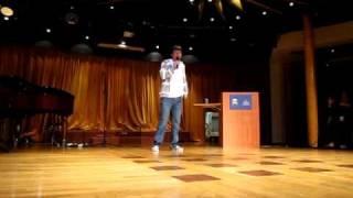 Theo Von Comedy Show Semester at Sea Reunion 2010