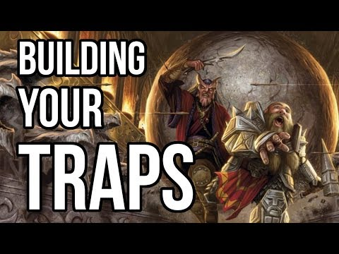 Guide to Crafting Dungeon Traps