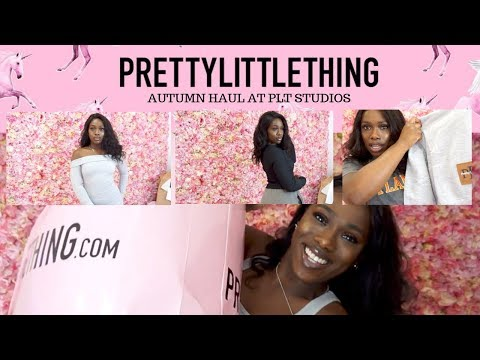 HUGE PRETTY LITTLE THING AUTUMN HAUL 2019