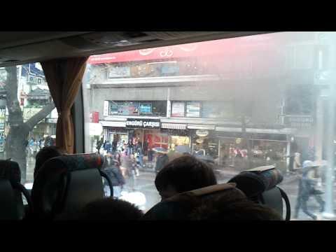 Ankara City Tour mit Bus Reiseführer ( Samsung S 8500 HD )
