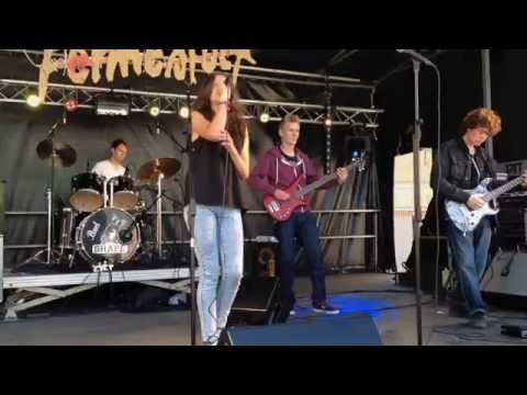 Nivelles TV : The Kutz @Fermestock Festival 19/04/2014