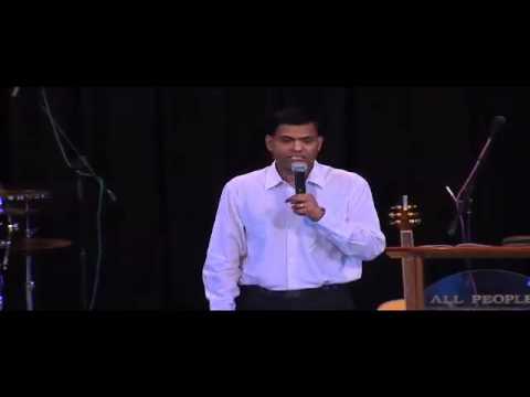 Market Place Mandate (Part 1) God's Design for the Marketplace - Ps Ashish Raichur