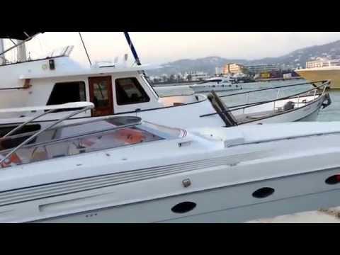 ibiza marina - some of the amazing yachts