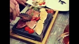 Вулканические гриль-камни GRILLSTONE для жарки мяса