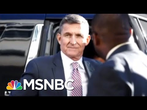 Pete Williams: A Bad Day For Michael Fynn | Velshi & Ruhle | MSNBC