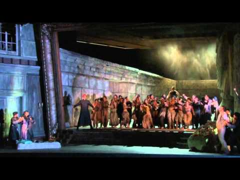 The Pearl Fishers  Santa Fe Opera   Chorus At The End Of Act II