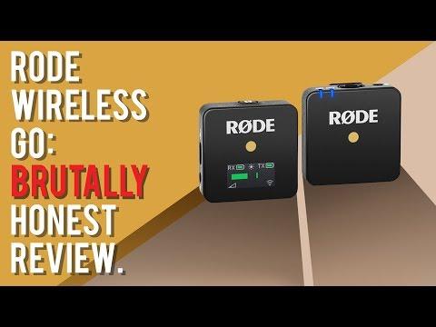Rode Wireless Go Review | Plus Full Audio Test Vs Shotgun Mics