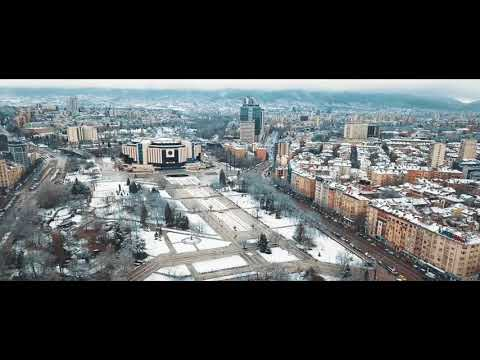Winter in Sofia -  National Palace of Culture