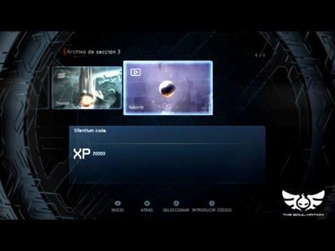 Halo 4 Truco #13 | Codigo Silentium - GRATIS 20,000 XP