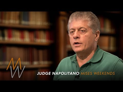 Judge Andrew Napolitano: How the Courts Killed Natural Law