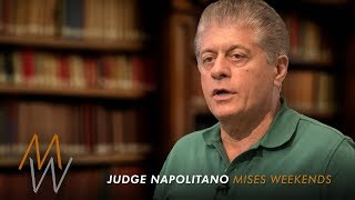 Judge Andrew Napolitano How the Courts Killed Natural Law