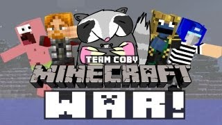 The Creatures Minecraft War Team Coby's P.O.V. (500k Subs Special!)