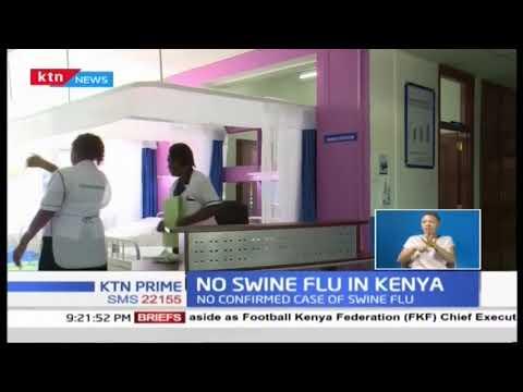 No Swine flu in Kenya
