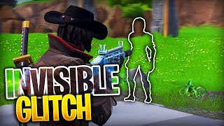 *NEW* GOD MODE/INVISIBLE GLITCH in FORTNITE Creative! (Fortnite Season 7 Glitches)
