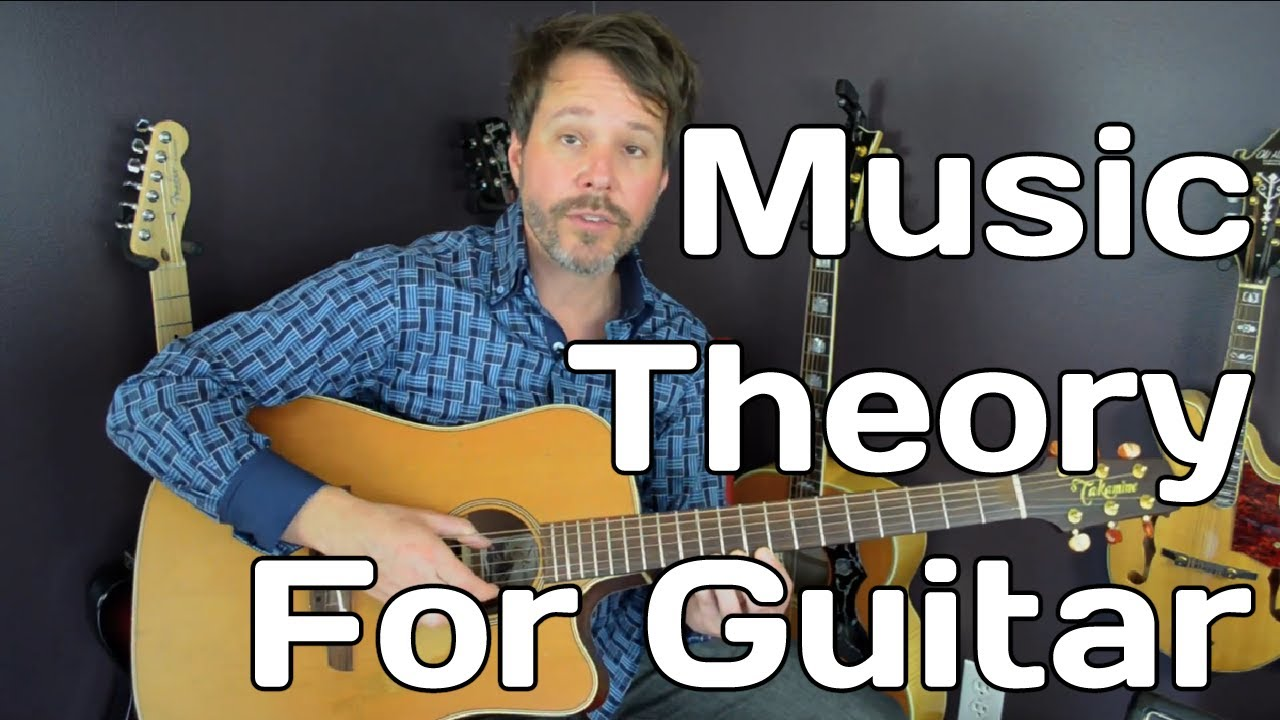 Music Theory For Guitar Fast Learning Guitar Lesson Video 3 Of 7 Youtube