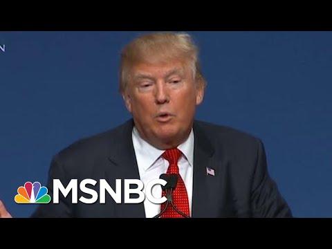Comments On Democrats Show President Donald Trump's Hypocrisy On Anti-Semitism | Hardball | MSNBC