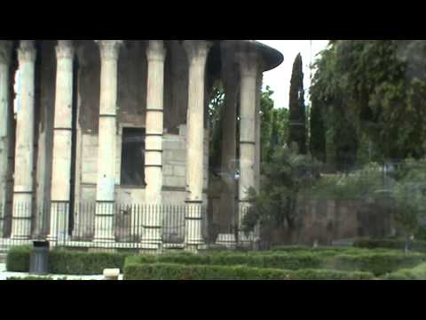 2 old Roman temples