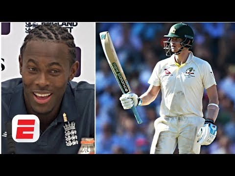 Steve Smith Literally Cannot Get Out! – Jofra Archer | 2019 Ashes