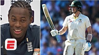Steve Smith literally cannot get out! - Jofra Archer | 2019 Ashes