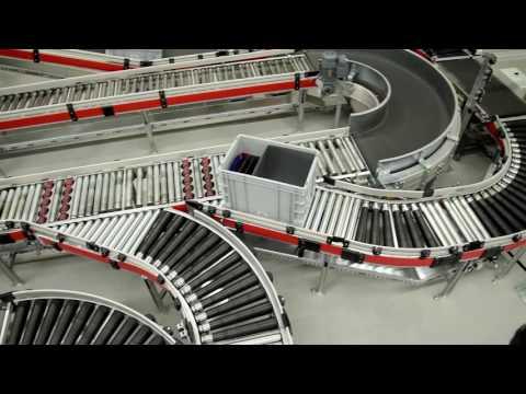 Würth Elektronik eiSos eröffnet hochmodernes Logistikzentrum in Waldenburg, Deutschland