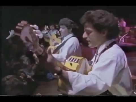 Gipsy Kings performing Allegria