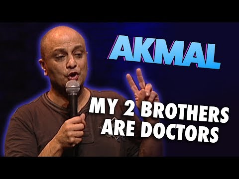 Akmal - My 2 Brothers are Doctors