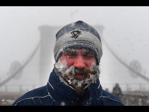 Winter storm w arnings issued in Texas as arctic cold blasts US