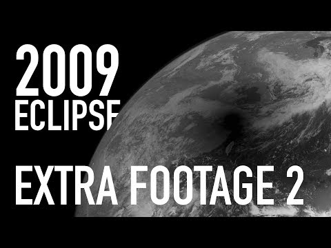 Solar Eclipse (extra footage) - Ningbo, China