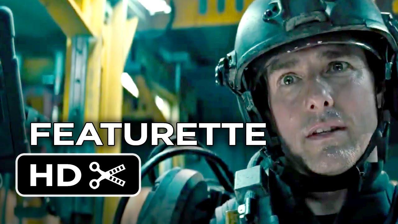 Edge Of Tomorrow Featurette The J Squad 2014 Tom Cruise Emily Blunt Sci Fi Movie Hd Youtube