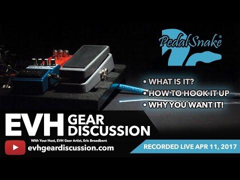 PedalSnake Q&A Plus Live Hookup Demonstration