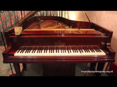 """Sigmund Romberg - One Alone (Steinway """"Pianola"""" Duo-Art)"""