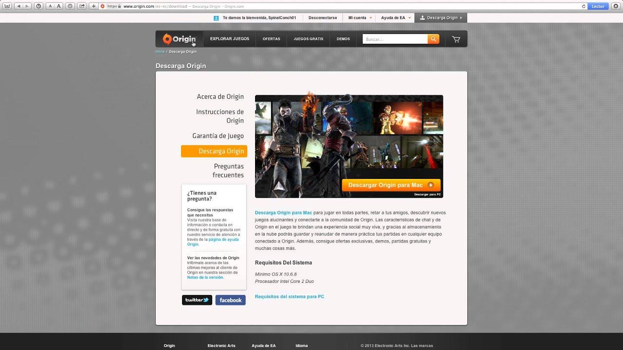 SpinalConch01-Como descargar battlefield 3 gratis para mac y windows ...