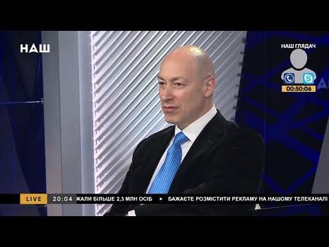 Гордон: Конфликта нет – есть полусумасшедший Соловьев, который к тому же стал пить