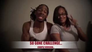 Best So Gone Challenge Couple Version 2016 | BEST #SoGoneChallenge #BARS