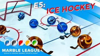 MARBLE LEAGUE Winter Special ❄️ E5 Ice Hockey 2021