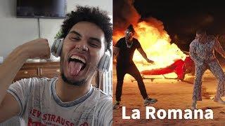 (REACCION) La Romana Feat. El Alfa - Bad Bunny ( Video Oficial )
