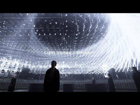 Light Vortex - Shower³
