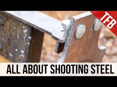 Getting the most out of Steel Targets: What You Need to Know