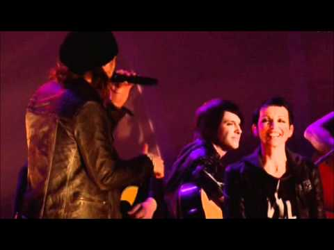 Nena - Liebe ist (Live @ The Voice of Germany) 03.02.2012