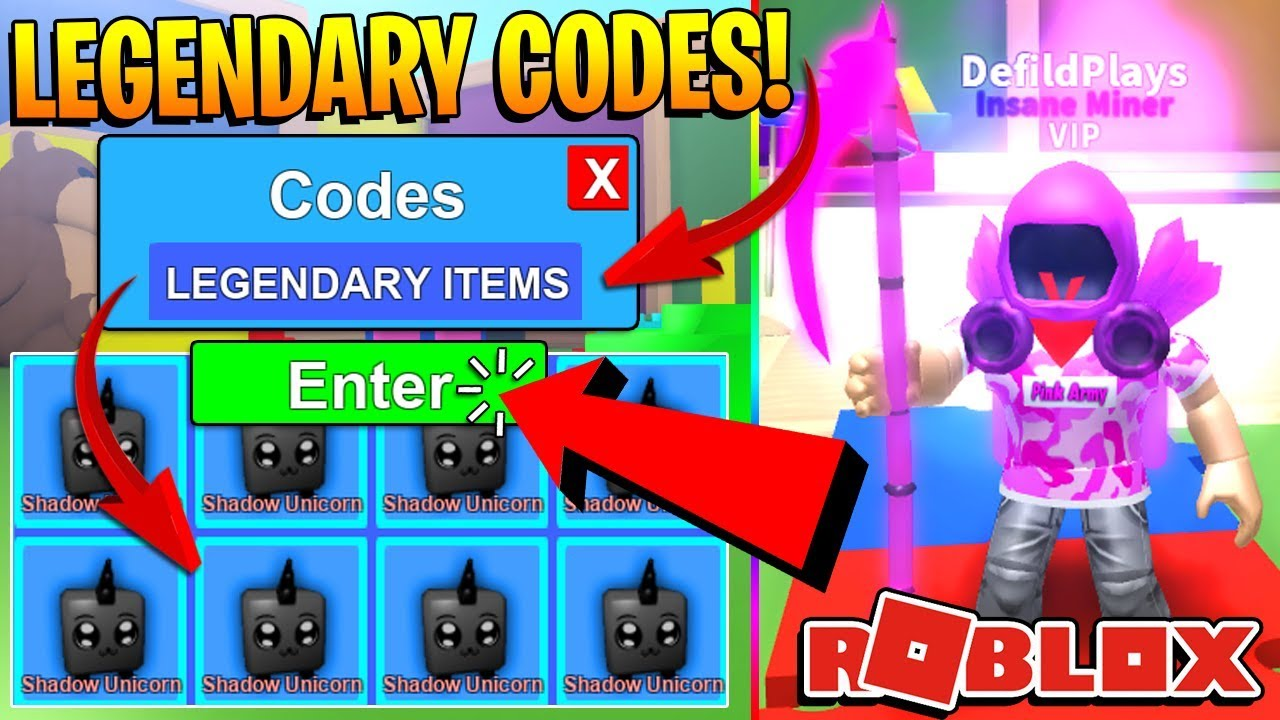 The Best Codes For Roblox Mining Simulator
