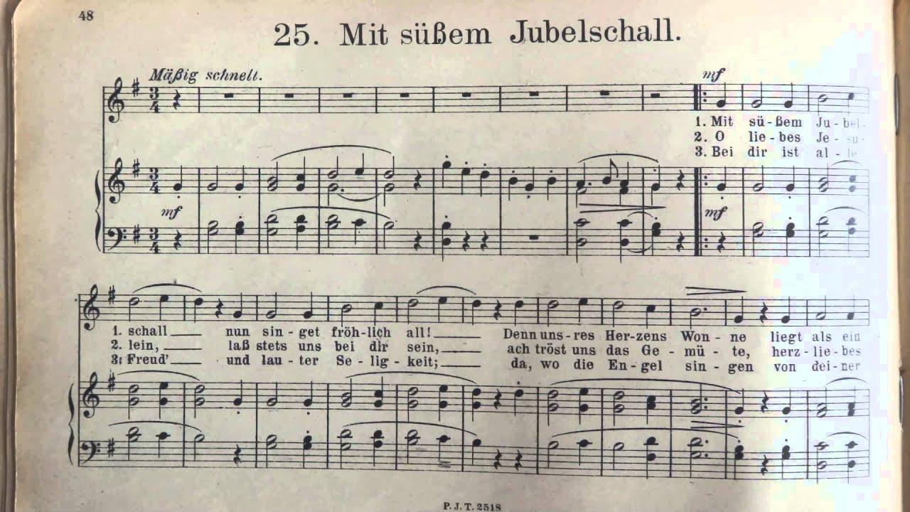Weihnachtslieder Gesang.Weihnachtslieder Mit Süßem Jubelschall Gesang Solo